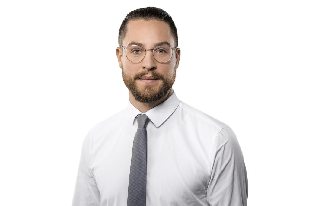 Dr. Yannick Möller